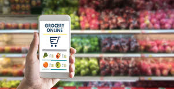 Online Grocery Stores Are on A Rise