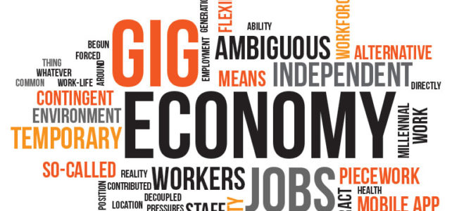 The Gig Economy: On the Decline?